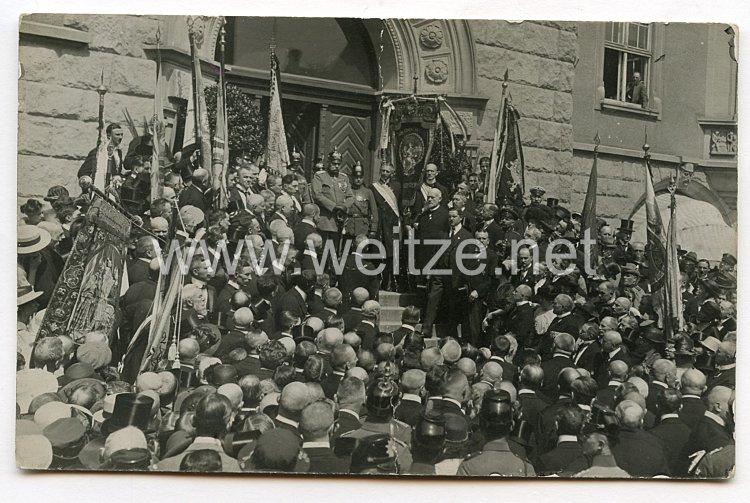 Weimarer Republik Foto, Hindenburg alsChef des Generalstabes des Heeres