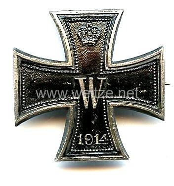 Preussen Eisernes Kreuz 1914 1. Klasse Prinzengröße als US-Fertigung !