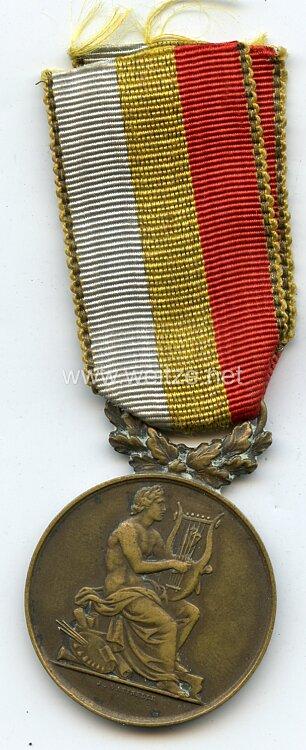 """Frankreich """"Médaille Societes Musicales et Chorals"""""""