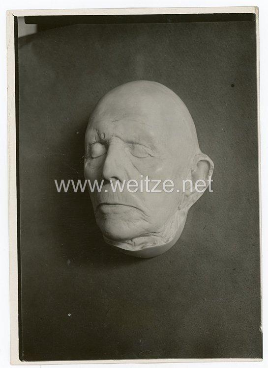 Weimarer Republik Pressefoto, zum 40. Todestag des Feldmarschalls Graf Moltke 24.41931