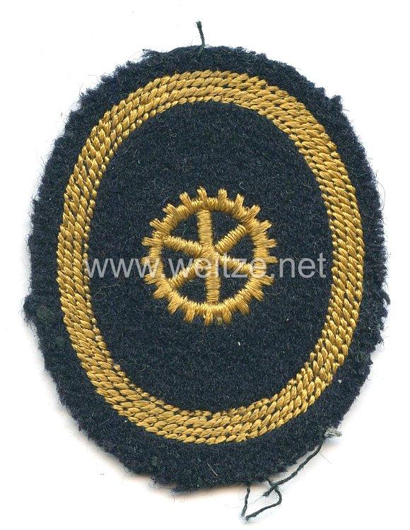 Kriegsmarine Ärmelabzeichen Kadetten Laufbahn Ing.