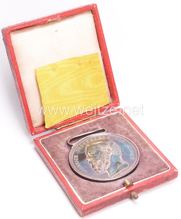 Baden Große silberne Verdienstmedaille 1882-1908