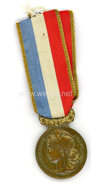 Frankreich Medaille
