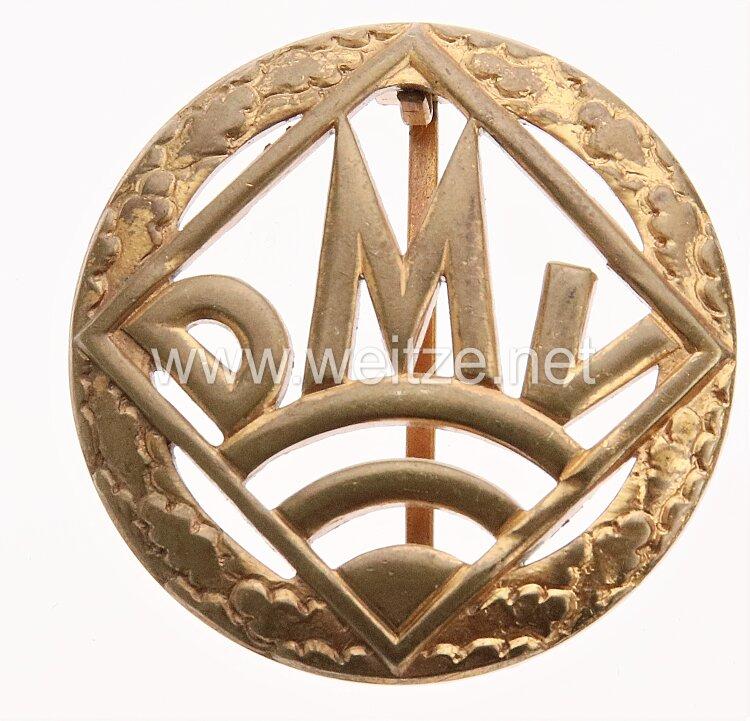 Deutscher Motorsport-Verband Leistungs-Prüfungsabzeichen in Gold