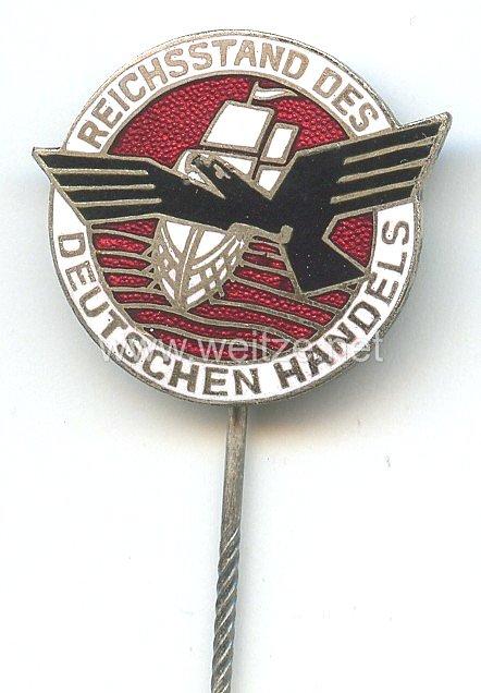 Reichsstand des Deutschen Handels ( RDH )Mitgliedsabzeichen
