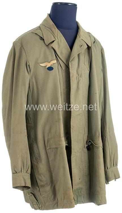 Luftwaffe Kombination für Fallschirmjäger 1. Modell in grün