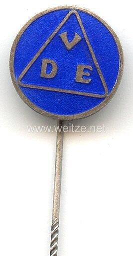 Verband Deutscher Elektrotechniker e.V. ( VDE ) -Silberne Ehrennadel