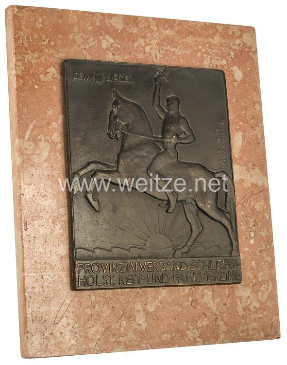 Weimarer Republik - Provinzialverband Schleswig-Holsteiner Reit- und Fahrvereine - Siegerpreis