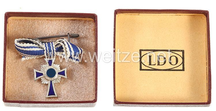 Ehrenkreuz der Deutschen Mutter in Silber - Gustav Brehmer