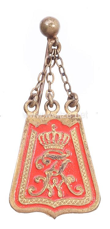 Preußen Zivilnadel für Angehörige im Leibgarde-Husaren-Regiment