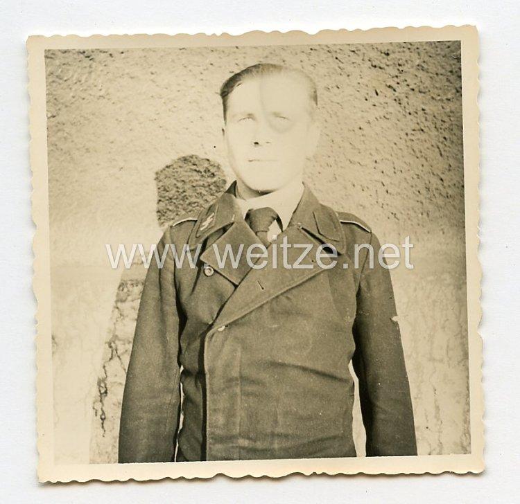 Waffen-SS Foto, Angehörige der Panzertruppe