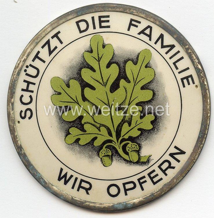 WHW - 1. Winterhilfswerk des Deutschen Volkes Januar 1934