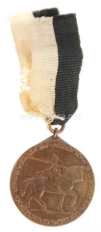 Freikorps Medaille des Soldaten-Siedlungs-Verband Kurland, 1919