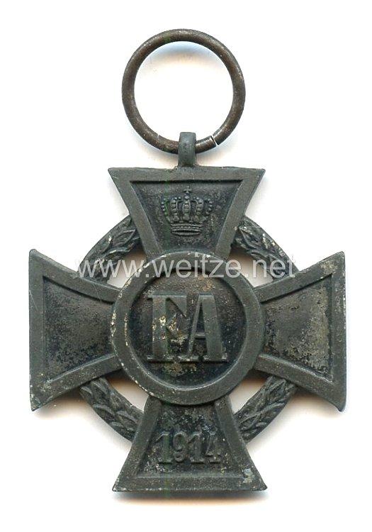 Oldenburg Friedrich August-Kreuz 2. Klasse 1914