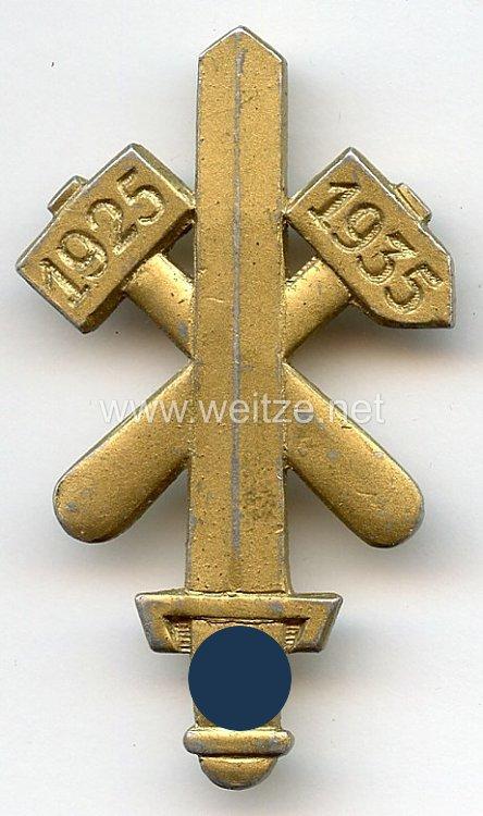 III. Reich - 10 Jahre NSDAP Gau Essen 1925-1935
