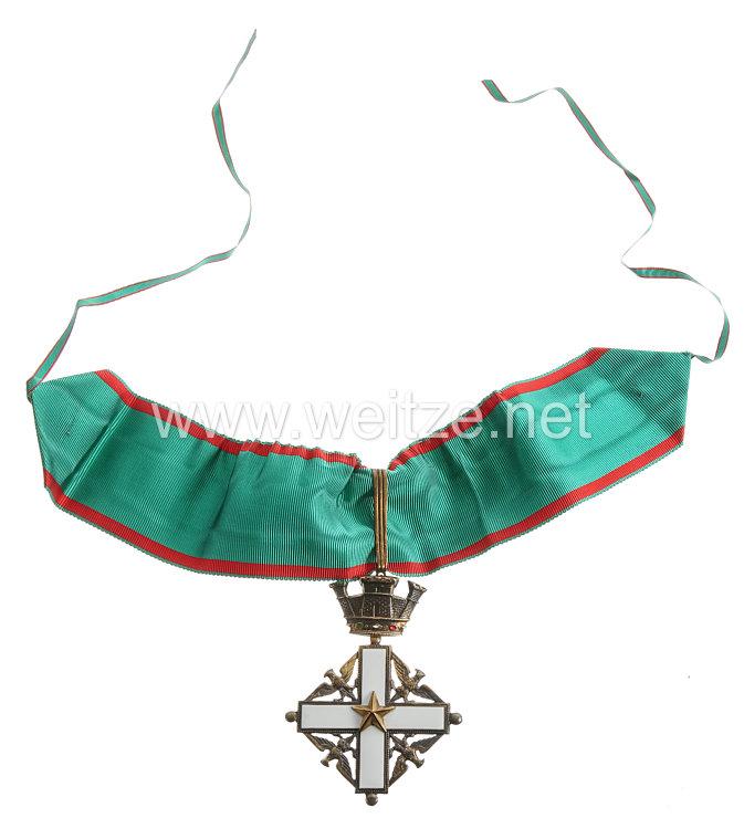 Verdienstorden der Republik Italien, 1. Modell (1951-2002), III. Klasse Komturkreuz