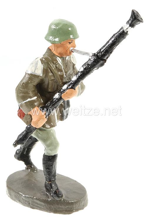 Elastolin - Heer Fagottbläser marschierend