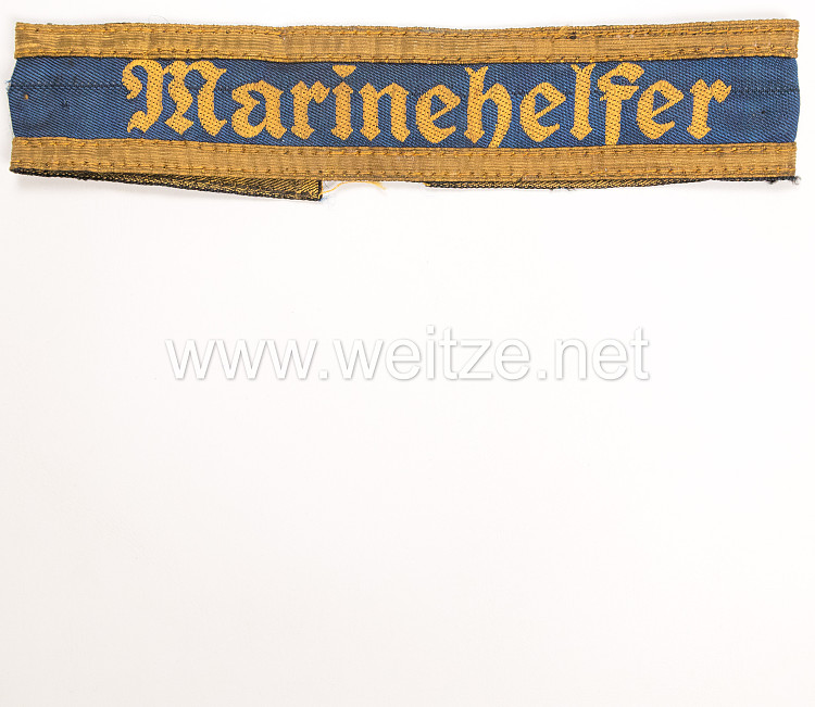 Marine-HJ Ärmelband