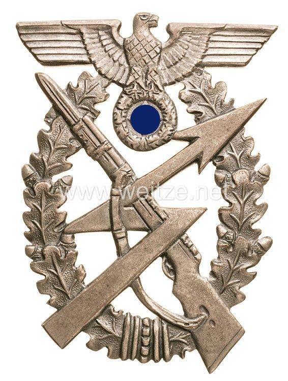 Infanteriesturmabzeichen in Silber - Prototyp !