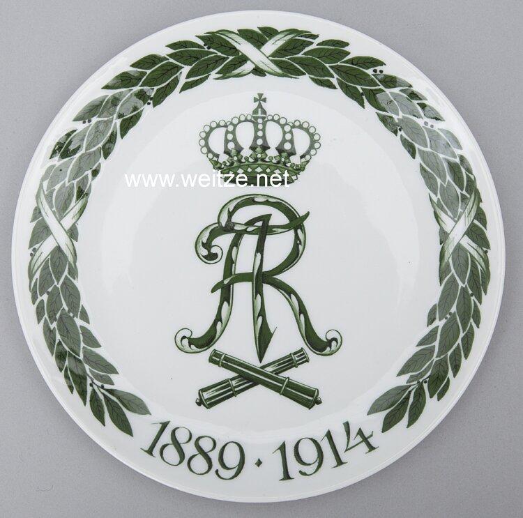 Meissen-Regimentsteller