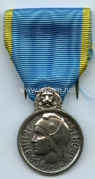 """Frankreich """"Médaille Jeunesse et Sports """""""