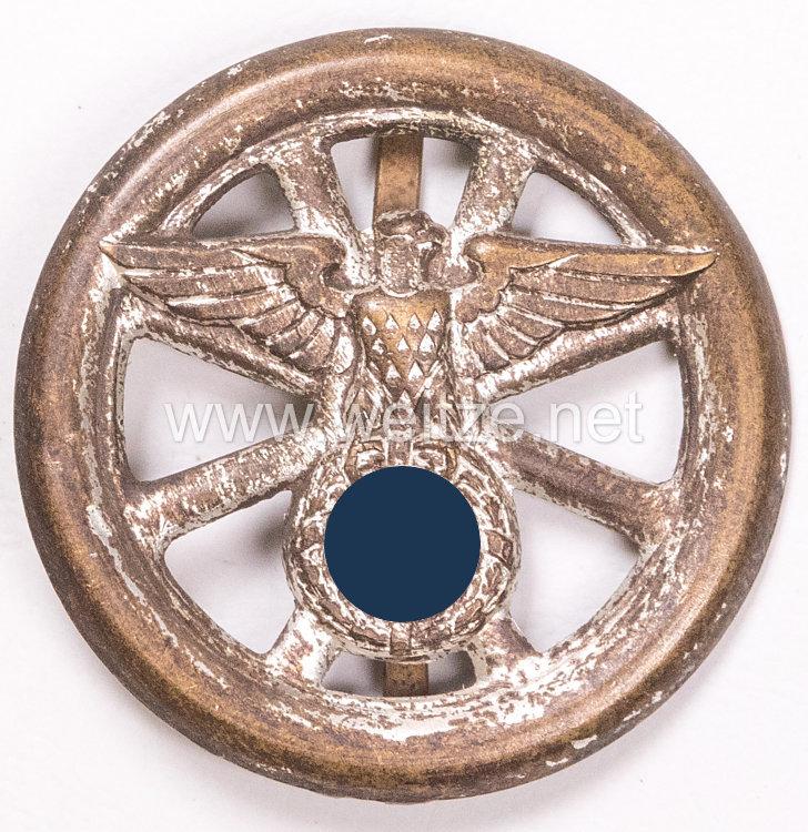 NSKK Metallauflage für die Ärmelraute