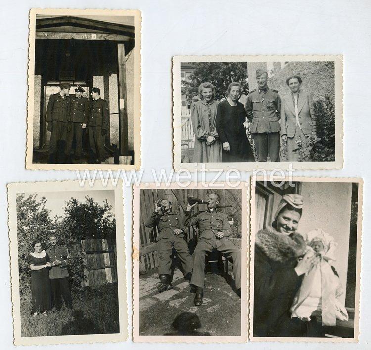 """Waffen-SS Fotogruppe, Angehöriger der16. SS-Panzergrenadier-Division """"Reichsführer SS"""""""