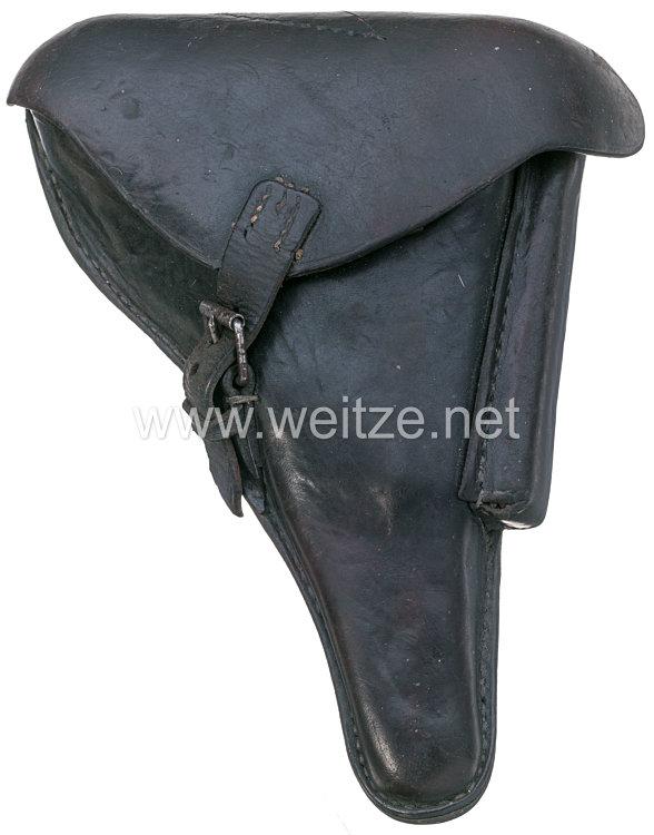 1. Weltkrieg Pistolentasche für die P08.