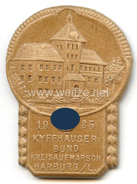 III. Reich - Kyffhäuserbund Kreisaufmarsch Harburg/L. 1935