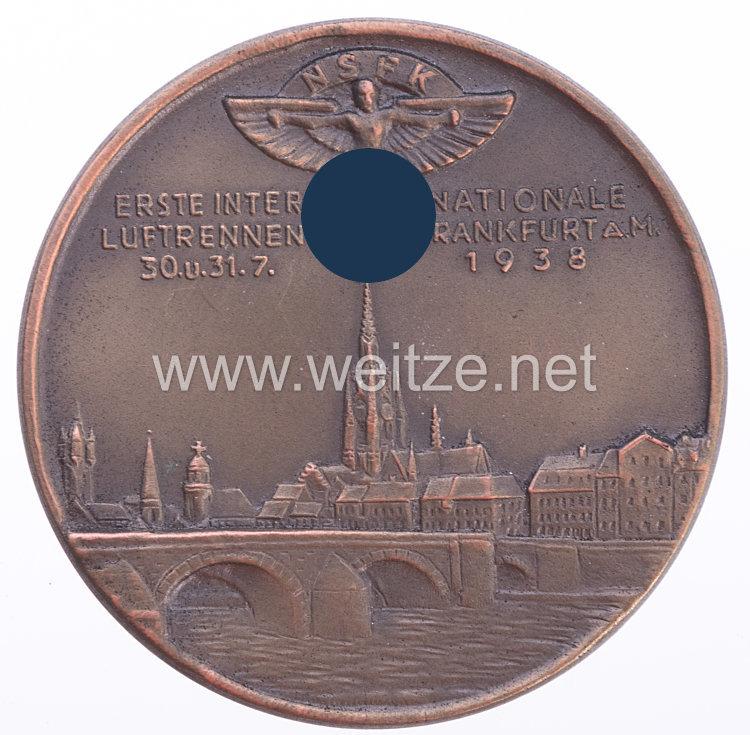 NSFK silberne Erinnerungs-Medaille