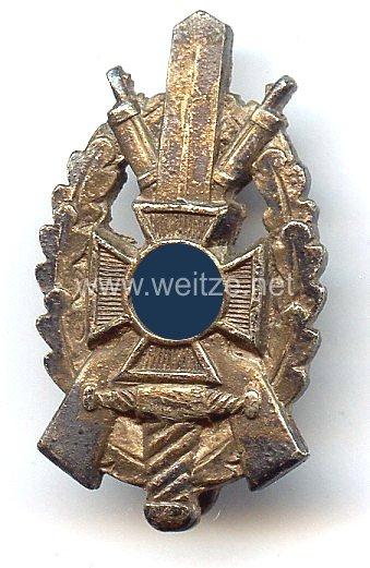 Nationalsozialistische Kriegsopferversorgung ( NSKOV ) -Schießauszeichnung in Silber