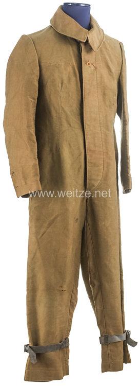 Luftwaffe Trainings - Overall für Fallschirmjäger (Schleifanzug)