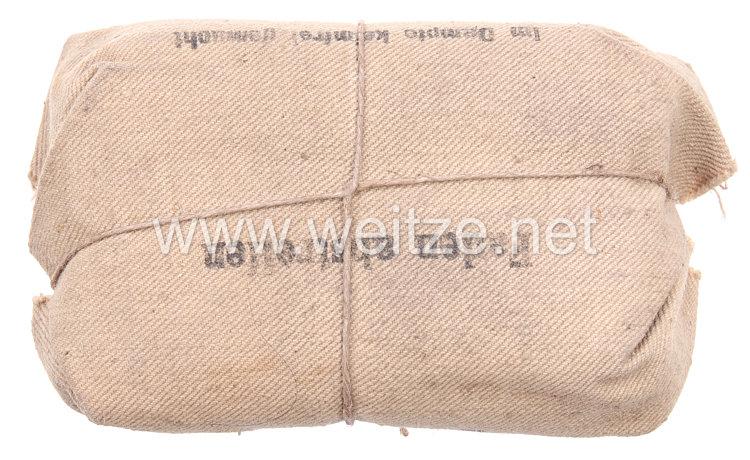 1. Weltkrieg Verbandspäckchen 1917