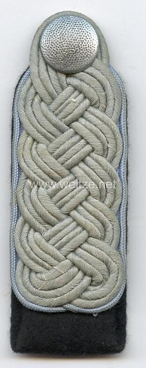 Waffen-SS Einzel Schulterstück für einen SS-Sturmbannführer Transportruppe