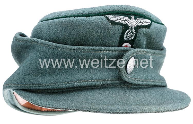 III. Reich Reichsfinanzverwaltung - Zollgrenzschutz Einheitsfeldmütze