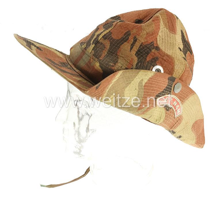 Republik Vietnam 1955 - 1975: ARVN Buschhut oder sogenannter Cowboy Hat