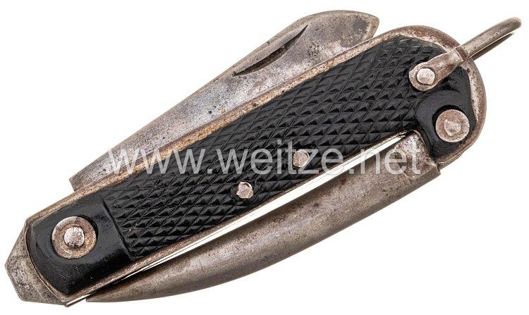 Großbritannien Takel-Messer für Angehörige der Royal Navy .