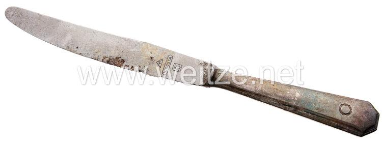 III. Reich SS-Schule Wewelsburg: Speisebesteck des Dorfgemeinschaftshauses der Wewelsburg