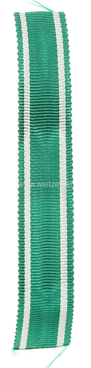 Tapferkeitsauszeichnung / Verdienstauszeichnung für Ostvölker 2. Klasse - Band für die Miniatur