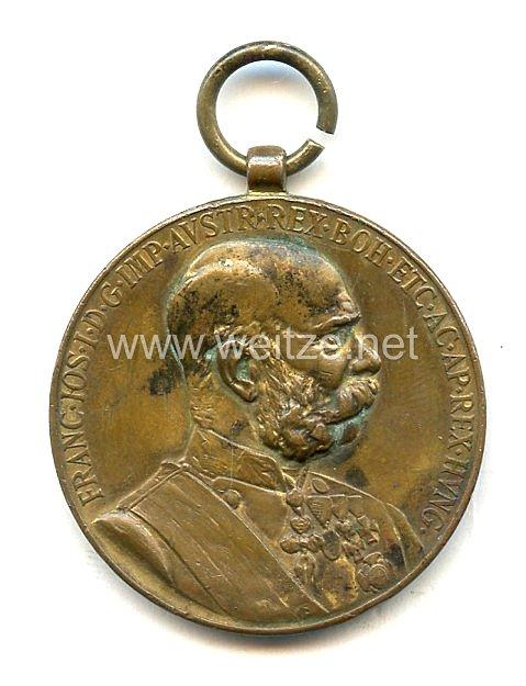 Österreich Goldene Jubiläums-Erinnerungsmedaille