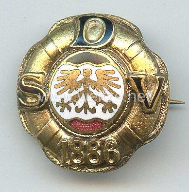 Deutscher Schwimmverband ( DSV ) -Mitgliedsabzeichen 1. Form klein