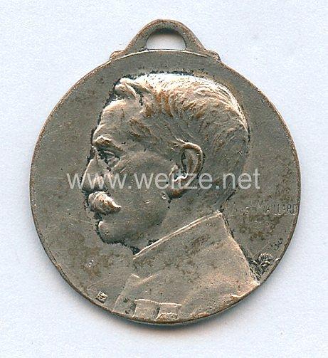 """Frankreich Erster Weltkrieg """"Médaille de Galliéni Paris 1914-1916 jusqu'au bout"""""""