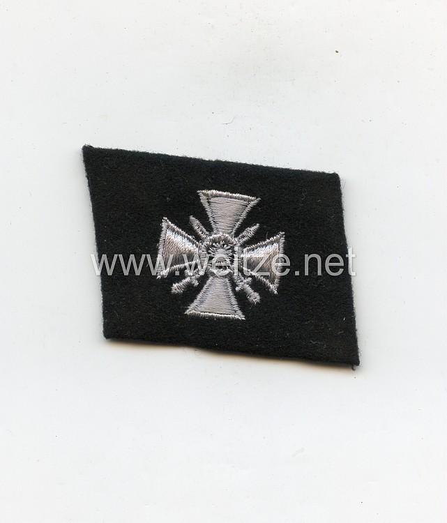 Waffen-SS Solo-Kragenspiegel für Mannschaften der 29. Waffen-Grenadier-Div. Der SS (russische Nr. 1)