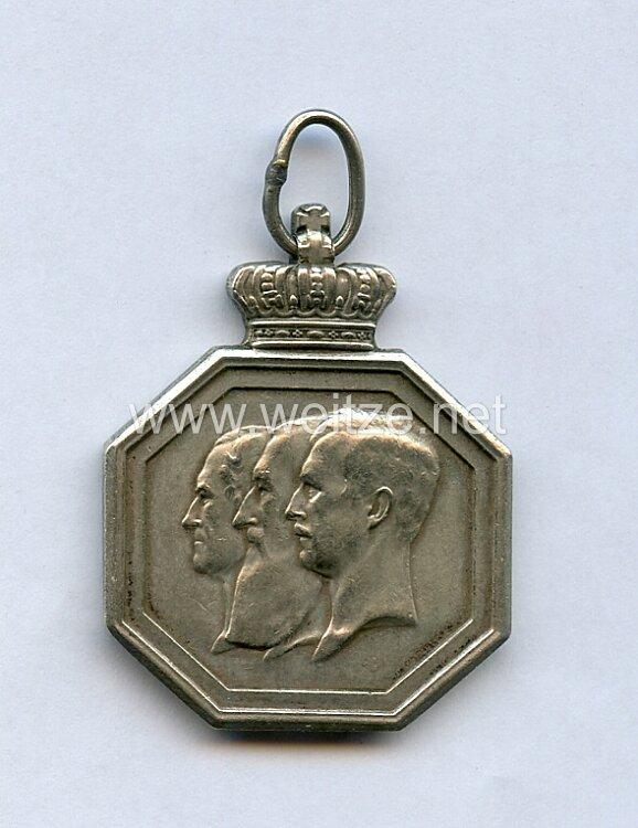 Belgien Medaille Commemorative du Centenarie de L'Indepedence Nationale