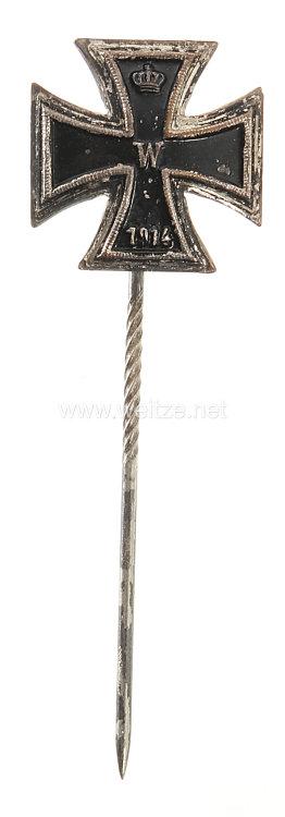 Eisernes Kreuz 1. Klasse 1914 - Miniatur