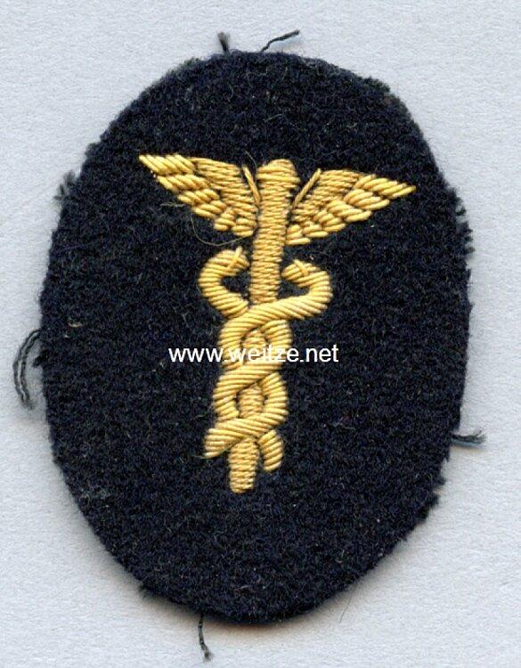 Kriegsmarine Einzel Ärmelabzeichen für einen Verwaltungsoffizier