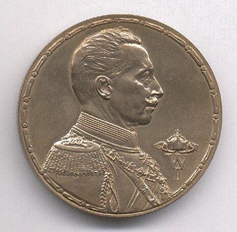 VI. Olympischen Spiele 1916 Berlin - Medaille