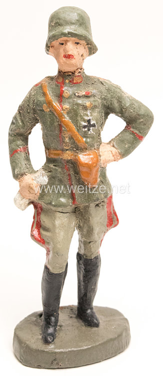 Elastolin - Heer Generalstabsoffizier stehend