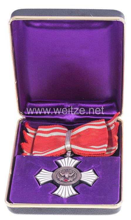 Japan,Rot Kreuz Medaille in Silber für Frauen
