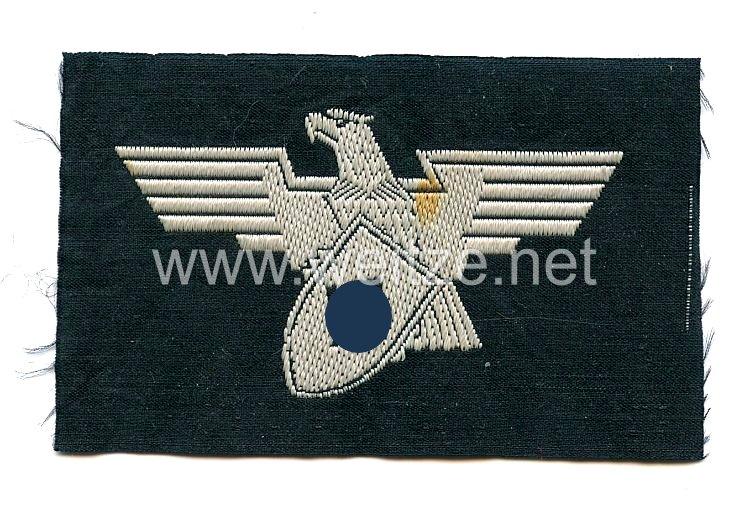 III. Reich Werkschutz Schirmmützenadler für Mannschaften